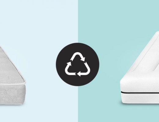 рециклиране на матрак